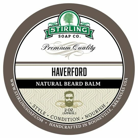 Haverford Beard Balm