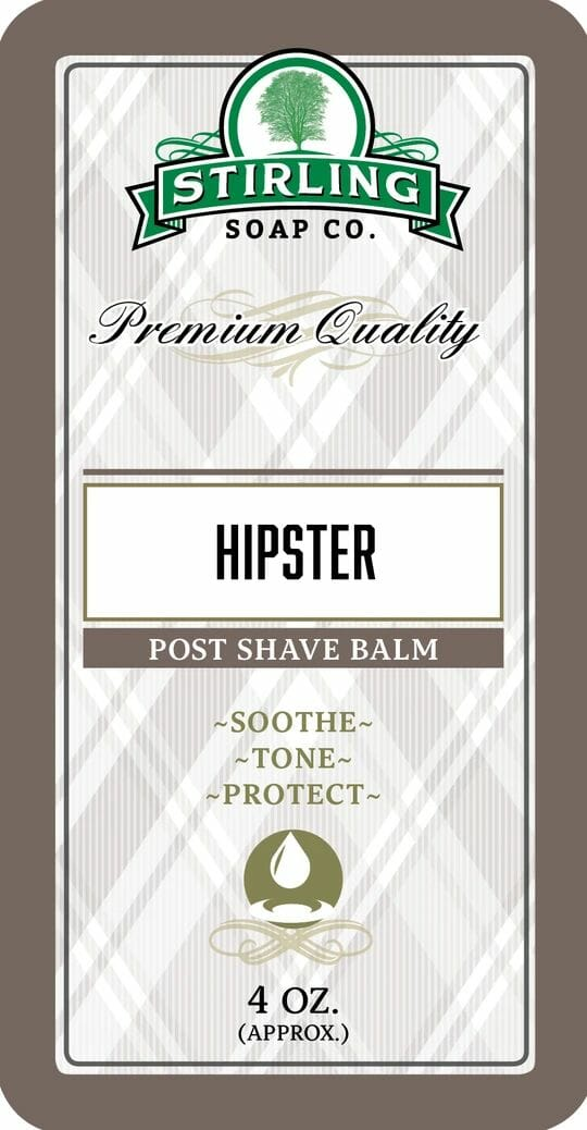 Hipster Post-Shave Balm