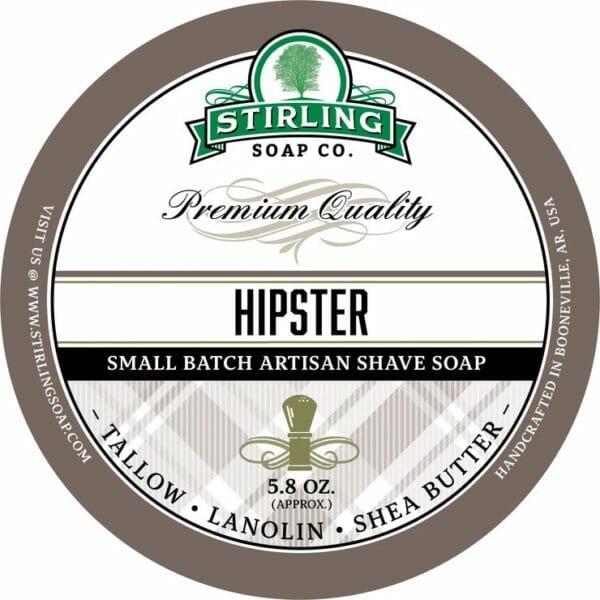 Hipster Shaving Soap