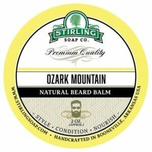 Ozark Mountain Beard Balm