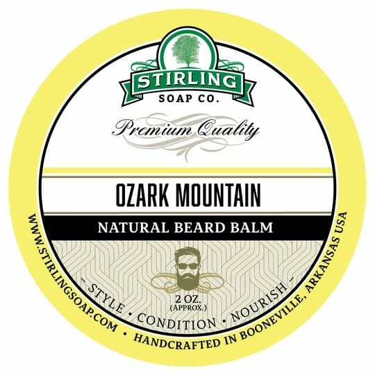Ozark Mountain Beard Balm