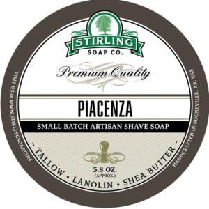 piacenza shave soap