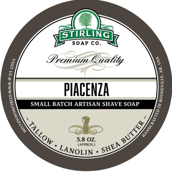 piacenza shave soap