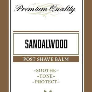 sandalwood balm
