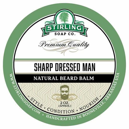 Sharp Dressed Man Beard Balm