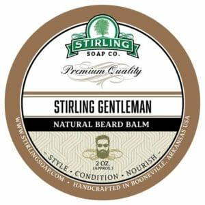 Stirling Gentleman Beard Balm