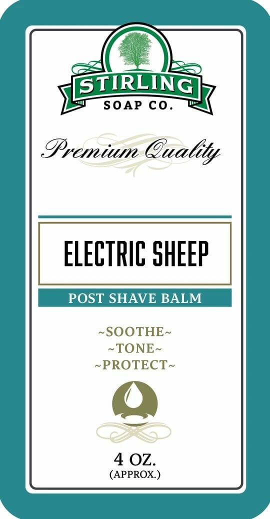 Electric Sheep Post Shave Balm