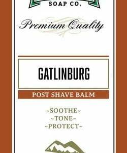 Gatlinburg Post Shave Balm