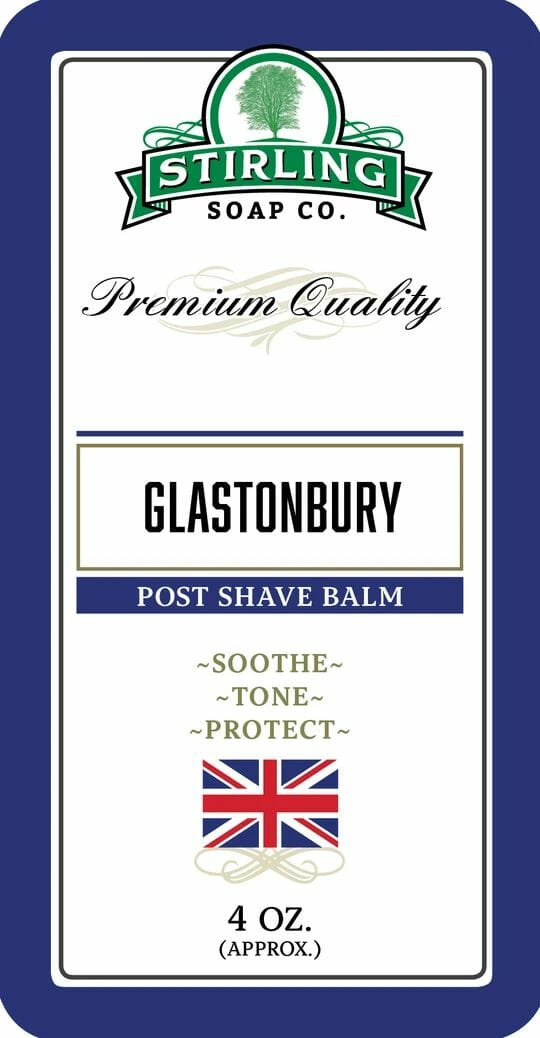 Glastonbury Post Shave Balm