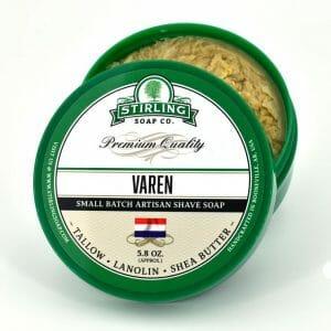 Varen Shaving Soap