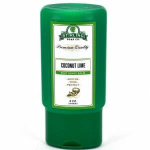 Coconut Lime Post Shave Balm