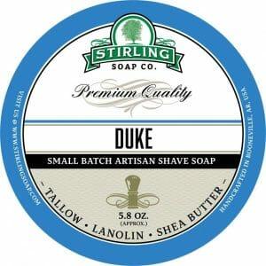 Duke Shaving Soap