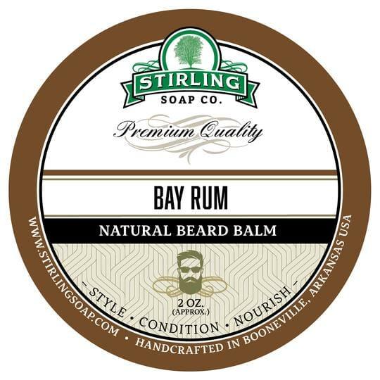 Bay Rum Beard Balm