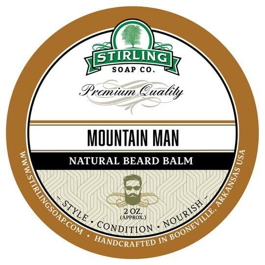 Mountain Man Beard Balm