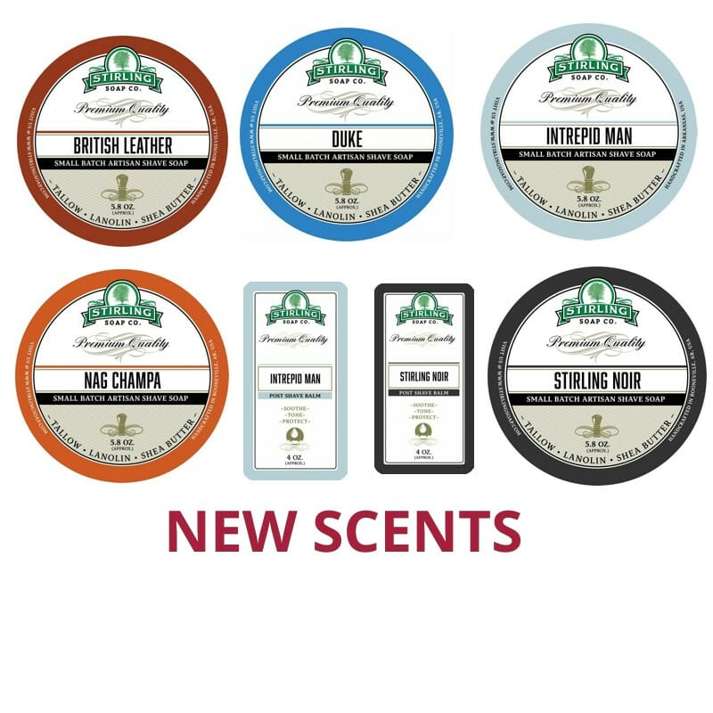 New Scents for October 2020