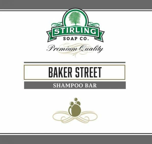 Baker Street Shampoo Bar