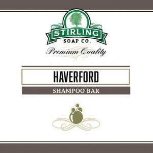 Haverford Shampoo Bar