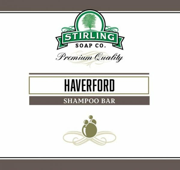 Haverford Shampoo Bar