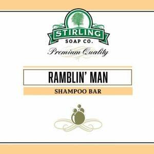 Ramblin' Man Shampoo Bar
