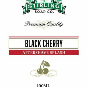 Black Cherry Aftershave Splash