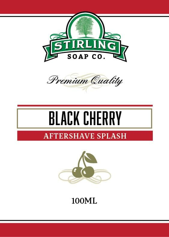 Black Cherry Aftershave Splash