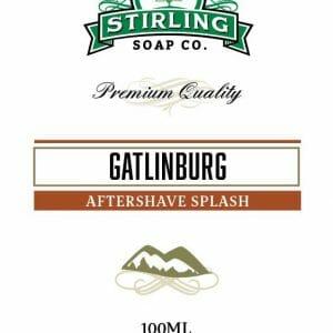 Gatlinburg Aftershave Splash