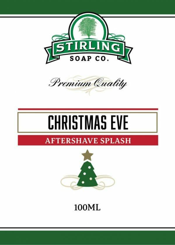 Christmas Eve Aftershave Splash