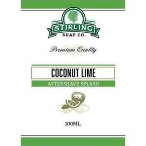 Coconut Lime Aftershave Splash