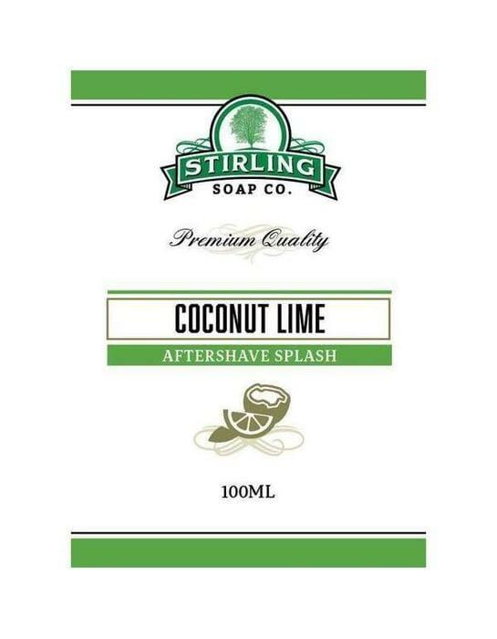 Coconut Lime Aftershave Splash