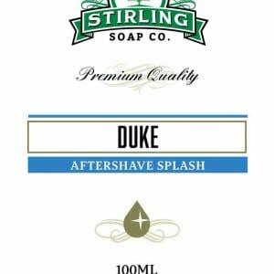 Duke Aftershave Splash