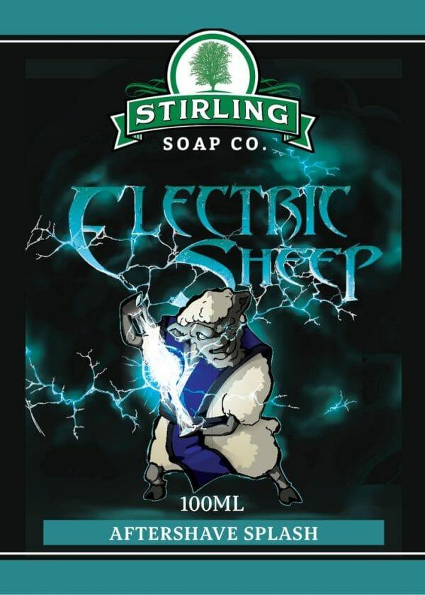 Electric Sheep Aftershave Splash