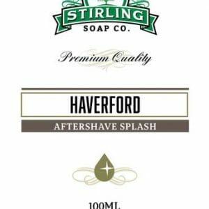 Haverford Aftershave Splash
