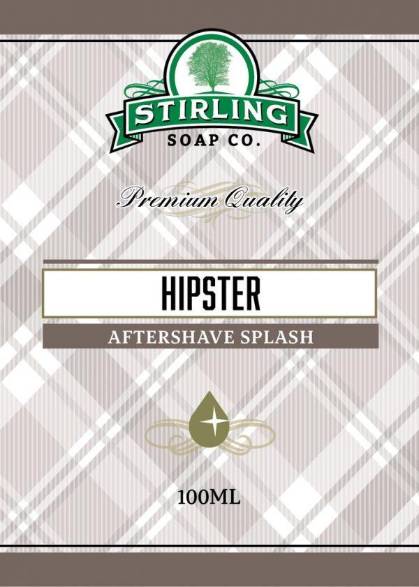 Hipster Aftershave Splash
