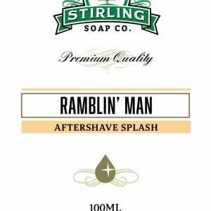 Ramblin' Man Aftershave Splash
