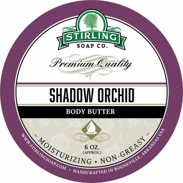 Shadow Orchid Body Butter