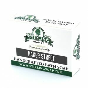 Baker Street Bar Soap