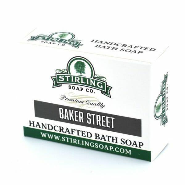 Baker Street Bar Soap