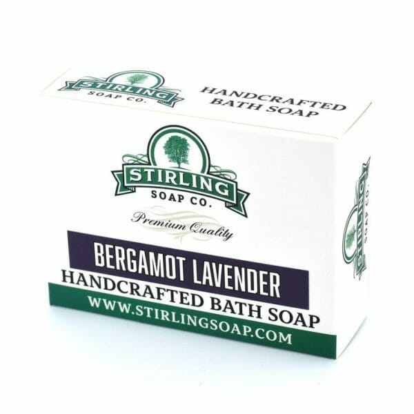 Bergamot Lavender Bar Soap