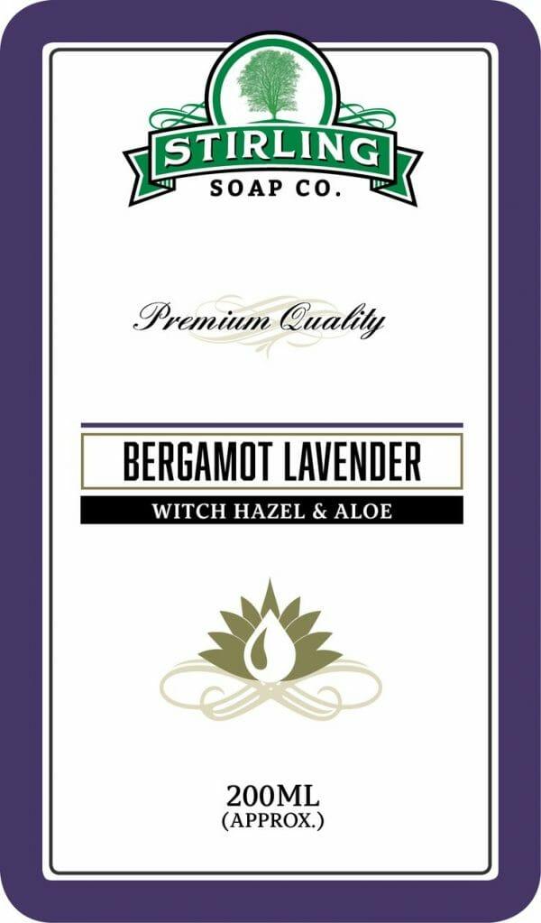 Bergamot Lavender Witch Hazel & Aloe