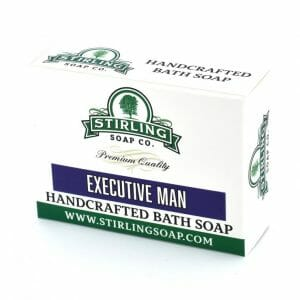 Executive Man Bar Soap