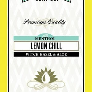 lemon chill witch hazel & aloe