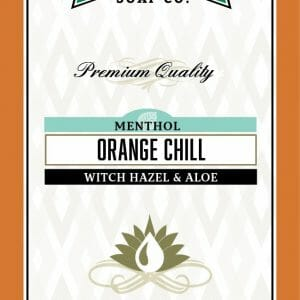 orange chill witch hazel and aloe
