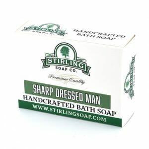 Sharp Dressed Man Bar Soap
