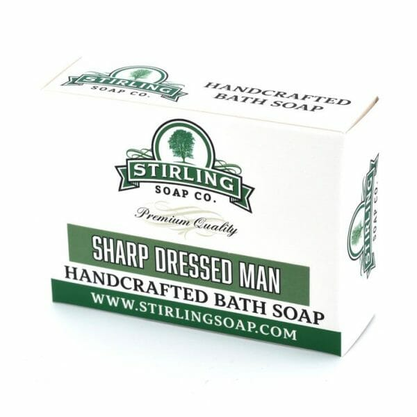 Sharp Dressed Man Bar Soap