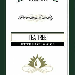 Tea Tree Witch Hazel & Aloe
