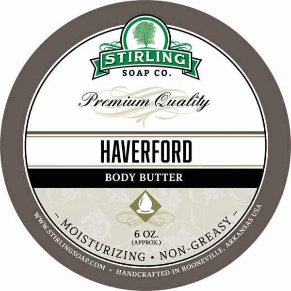 Image of Haverford Body Butter