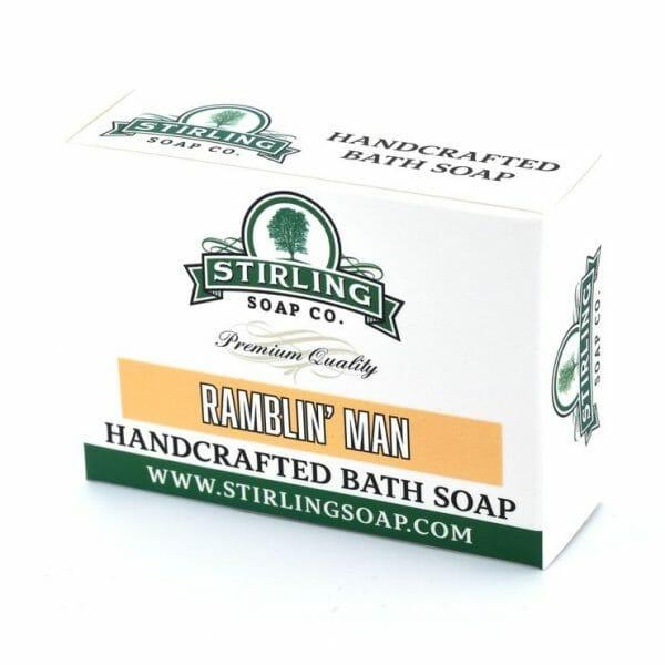 image of Ramblin' Man bar soap