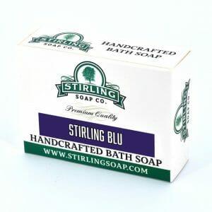 Image of Stirling Blu bar soap