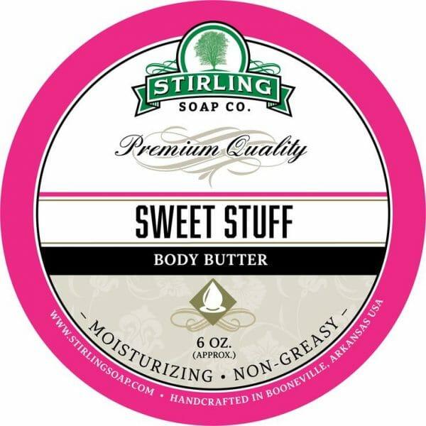 image of sweet stuff body butter
